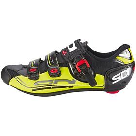 Sidi Genius 7 Shoes Men Black/Yellow
